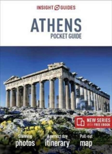 Insight Guides Pocket Athens, Paperback Book