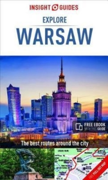 Insight Guides Explore Warsaw, Paperback Book