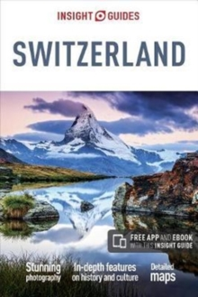 Insight Guides Switzerland, Paperback Book