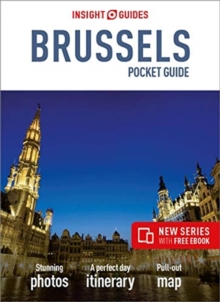 Insight Guides Pocket Brussels (Travel Guide with Free eBook), Paperback / softback Book