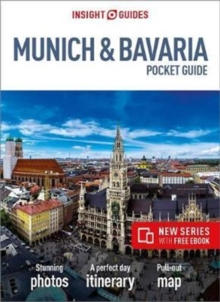 Insight Guides Pocket Munich & Bavaria, Paperback / softback Book
