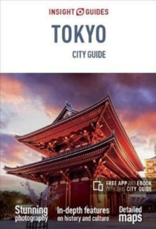 Insight Guides City Guide Tokyo, Paperback Book