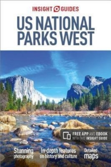 Insight Guides US National Parks West (Travel Guide with Free eBook), Paperback / softback Book