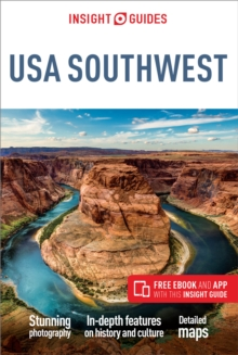 Insight Guides USA Southwest, Paperback Book