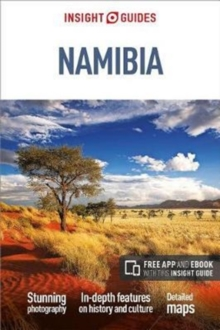Insight Guides Namibia, Paperback Book