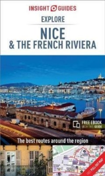 Insight Guides Explore Nice & French Riviera, Paperback Book