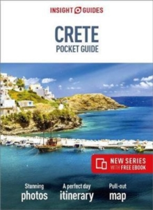 Insight Guides Pocket Crete, Paperback / softback Book