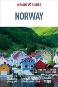 Insight Guides Norway, Paperback Book