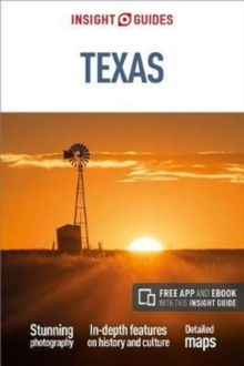 Insight Guides Texas, Paperback Book