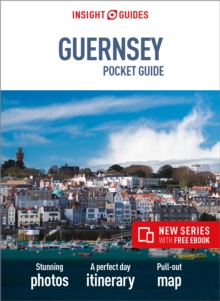 Insight Guides Pocket Guernsey (Travel Guide with Free eBook), Paperback / softback Book