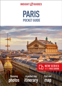 Insight Guides Pocket Paris (Travel Guide with Free eBook), Paperback / softback Book