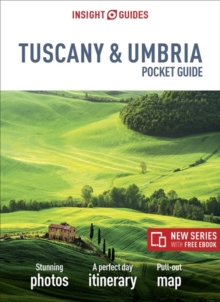Insight Guides Pocket Tuscany and Umbria : (Travel Guide with free eBook), Paperback / softback Book