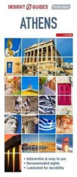 Insight Guides Flexi Map Athens, Sheet map Book