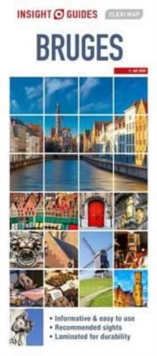 Insight Guides Flexi Map Bruges, Sheet map Book
