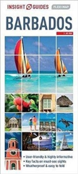 Insight Guides Flexi Map Barbados, Sheet map Book