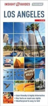 Insight Guides Flexi Map Los Angeles, Sheet map Book