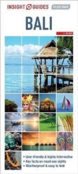Insight Guides Flexi Map Bali, Sheet map Book