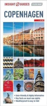 Insight Guides Flexi Map Copenhagen, Sheet map Book