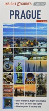 Insight Guides Flexi Map Prague, Sheet map Book