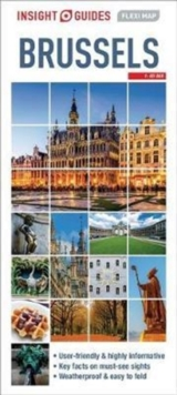 Insight Guides Flexi Map Brussels, Sheet map Book