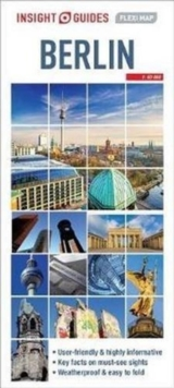 Insight Guides Flexi Map Berlin, Sheet map Book