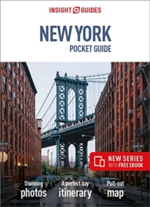 Insight Guides Pocket New York City (Travel Guide with Free eBook), Paperback / softback Book