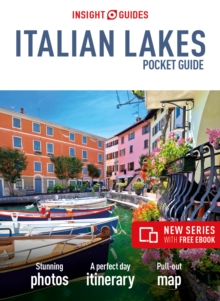 Insight Guides Pocket Italian Lakes (Travel Guide with Free eBook), Paperback / softback Book