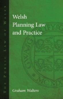 Welsh Planning Law and Practice, Hardback Book