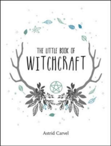 The Little Book of Witchcraft, Hardback Book