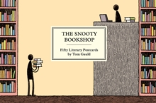 The Snooty Bookshop : Fifty Literary Postcards, Cards Book