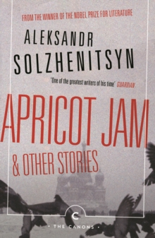 Apricot Jam and Other Stories, Paperback / softback Book