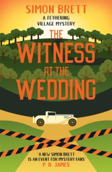 The Witness at the Wedding, EPUB eBook