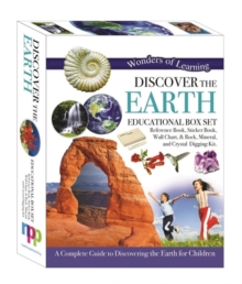 Discover The Earth - Educational Box Set, Hardback Book