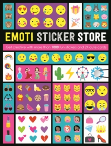 Emoti Sticker Store, Novelty book Book