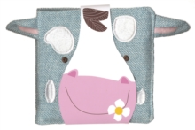Petite Boutique Farmyard Friends Cloth Book, Rag book Book