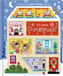 Is it Nearly Christmas?, Board book Book