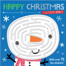 Happy Christmas Activity Book, Paperback / softback Book