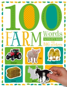 100 Farm Words, Paperback Book