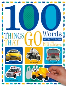 100 Things That Go, Paperback Book