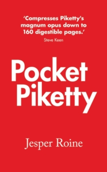 Pocket Piketty, Paperback Book