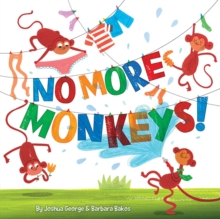 No More Monkeys!, Paperback Book