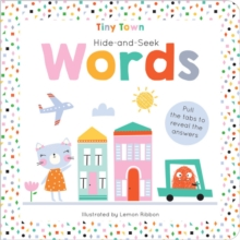 Hide-and-Seek Words, Hardback Book
