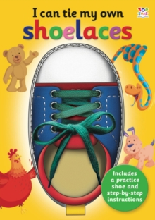 I Can Tie My Own Shoelaces, Hardback Book