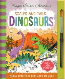 Scales and Tails - Dinosaurs, Hardback Book