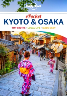 Lonely Planet Pocket Kyoto & Osaka, EPUB eBook