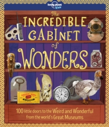 The Incredible Cabinet of Wonders, Paperback Book