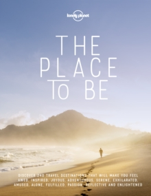 The Place To Be, Hardback Book