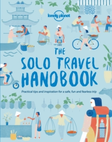 The Solo Travel Handbook, Paperback Book