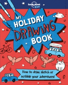 My Holiday Drawing Book, Hardback Book