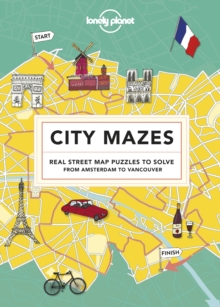 City Mazes, Hardback Book